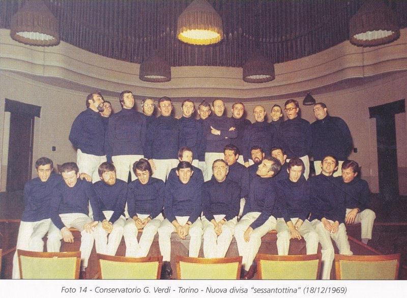 "1969 - Conservatorio ""G.Verdi"" Torino"