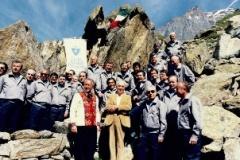 1987 - Pian della Mussa con Toni Ortelli - 1