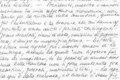 1987 - Lettera di Toni Ortelli