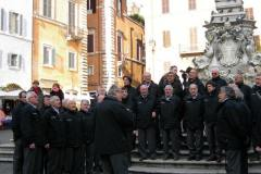 2005 - Giornata Internaz. Montagna Roma - 3 Piazza del Pantheon