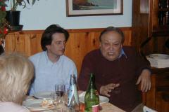 """2006 - """"La Musica del Silenzio"""" a L'Aquila - dopoconcerto - 3"""