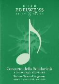 2001 - Torino, Teatro Carignano, Concerto Benefico per Alluvionati