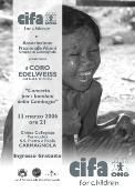 2006 - Carmagnola, Chiesa SS Pietro e Paolo, COcnerto Benefico bambini Cambogia