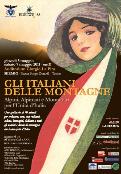 """2011 - Torino, Auditorium SERMIG, """"Gli Italiani delle Montagne"""""""