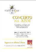 2012 - Torino, Chiesa Crocetta, COncerto benefico per AISM