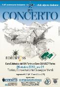 2013 - Torino, festeggiamenti 150 anni CAI